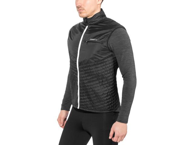 Craft Urban Run Body Warmer Men black/silver reflective
